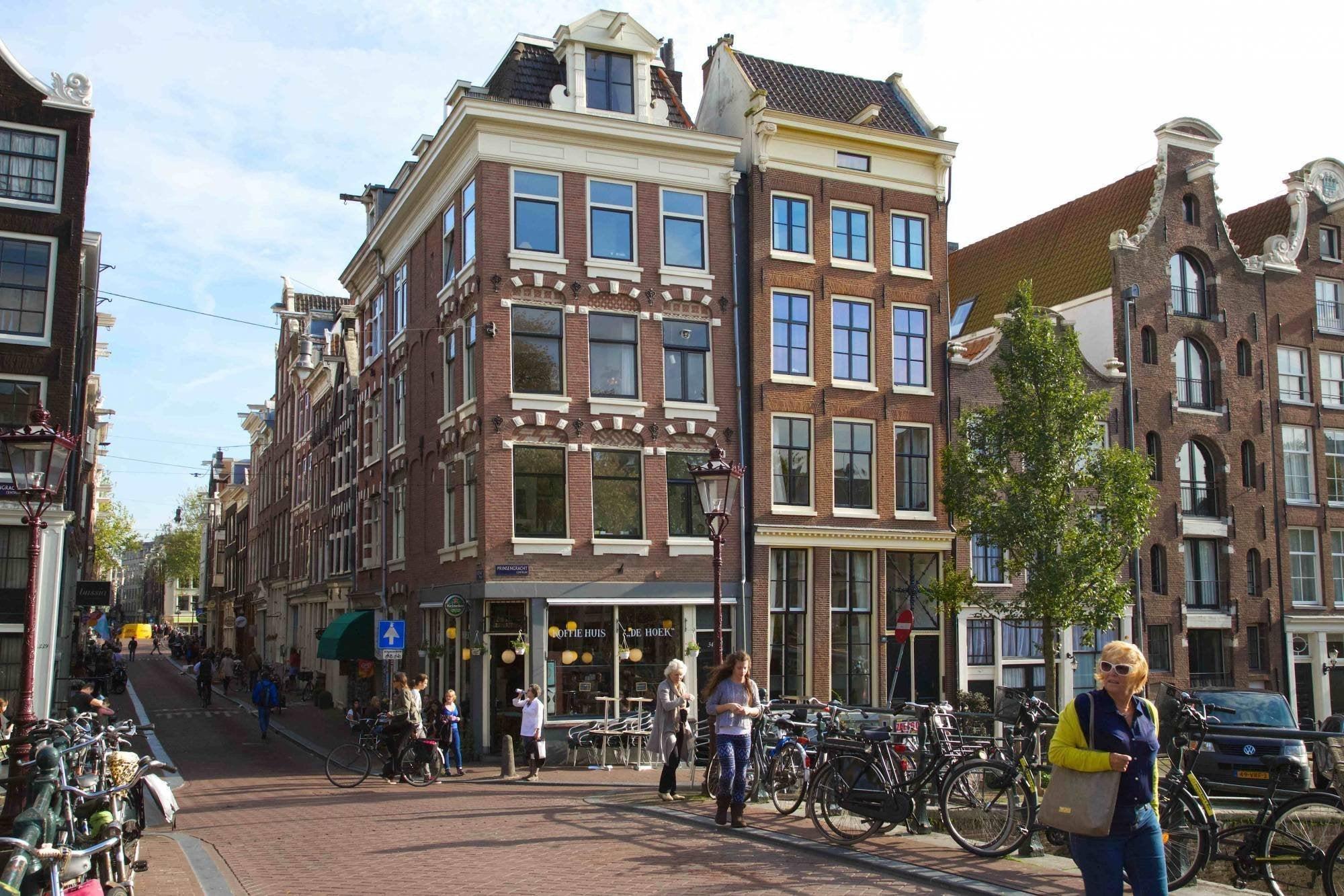 Amsterdam, Prinsengracht