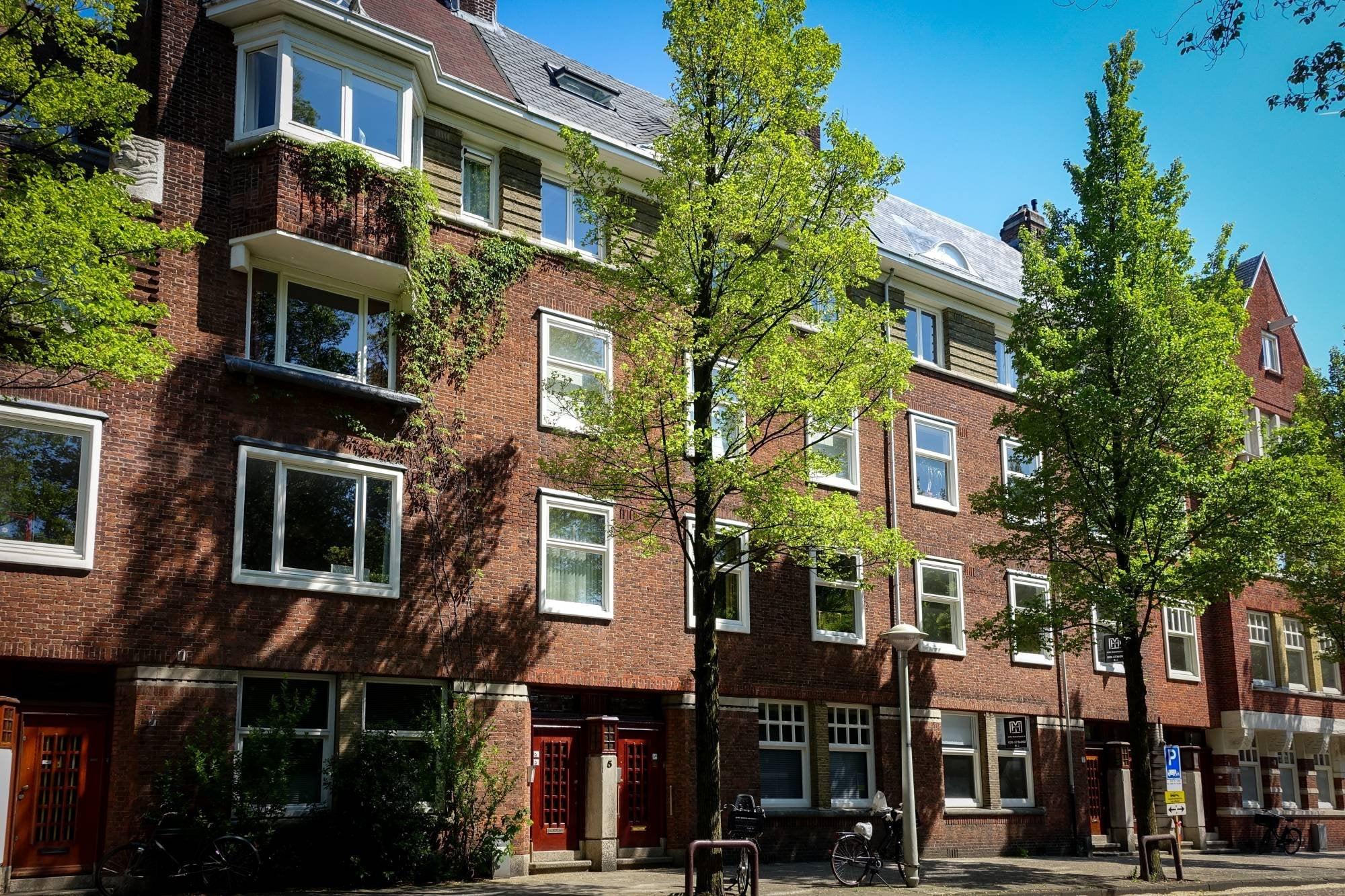 Amsterdam, Memlingstraat