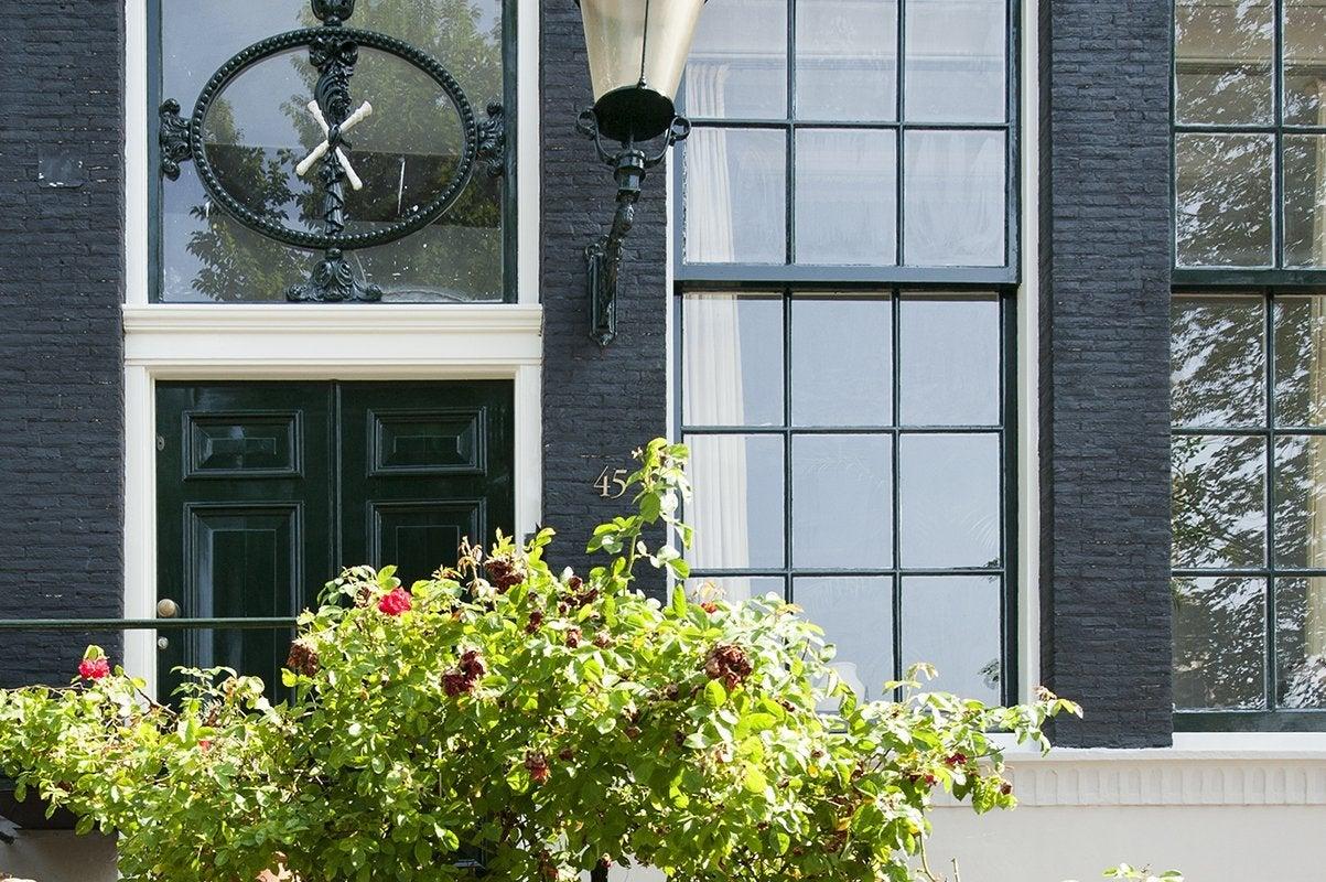 Amsterdam, Binnenkant