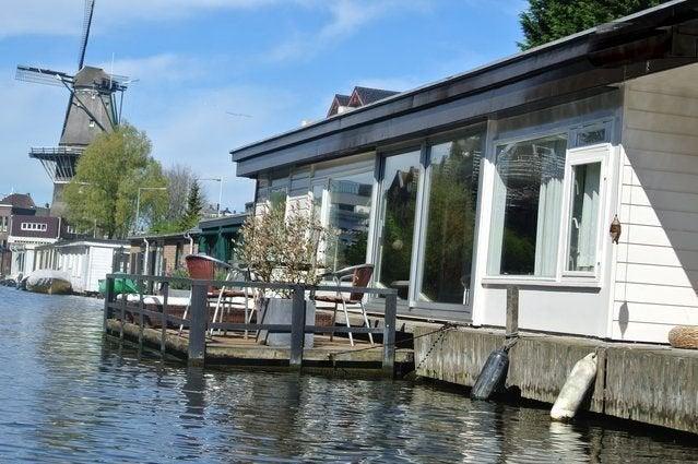 Amsterdam, Zeeburgerpad