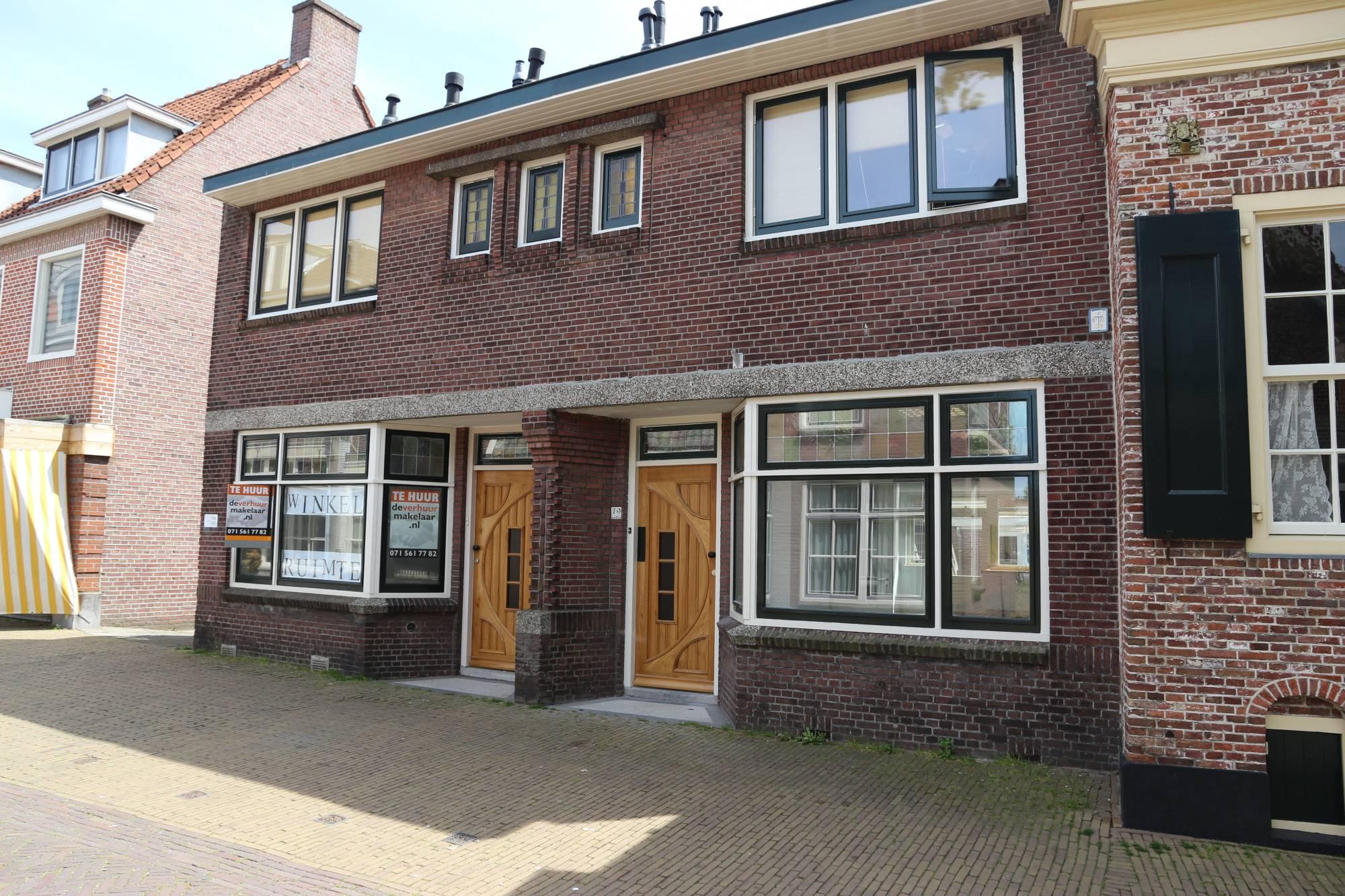 Treubstraat, Voorschoten