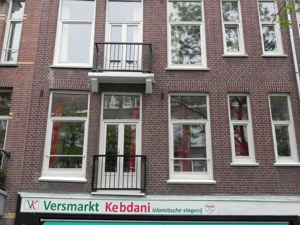 Pretoriusstraat, Amsterdam
