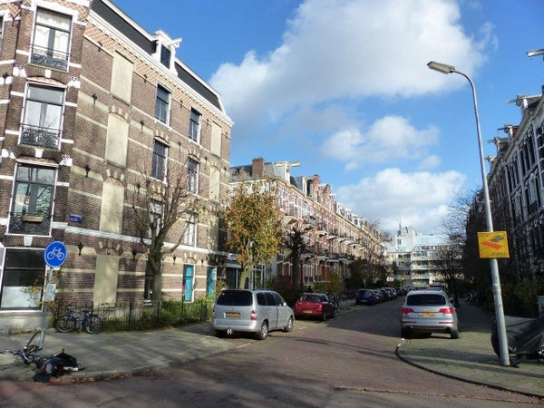 Burmanstraat, Amsterdam