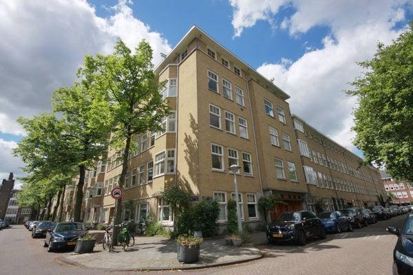Anthonie van Dijckstraat, Amsterdam