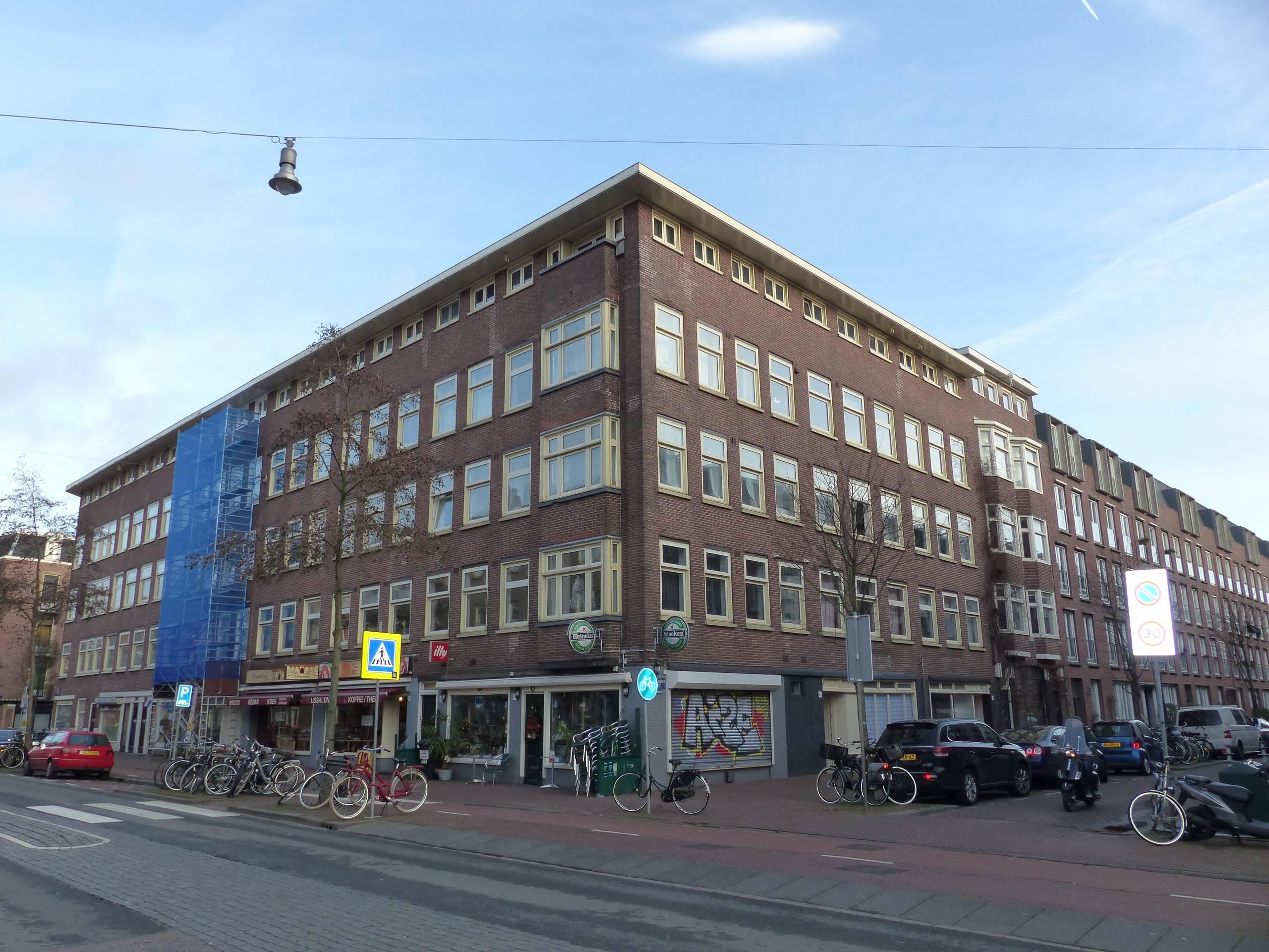 Amsterdam, Van Beuningenstraat