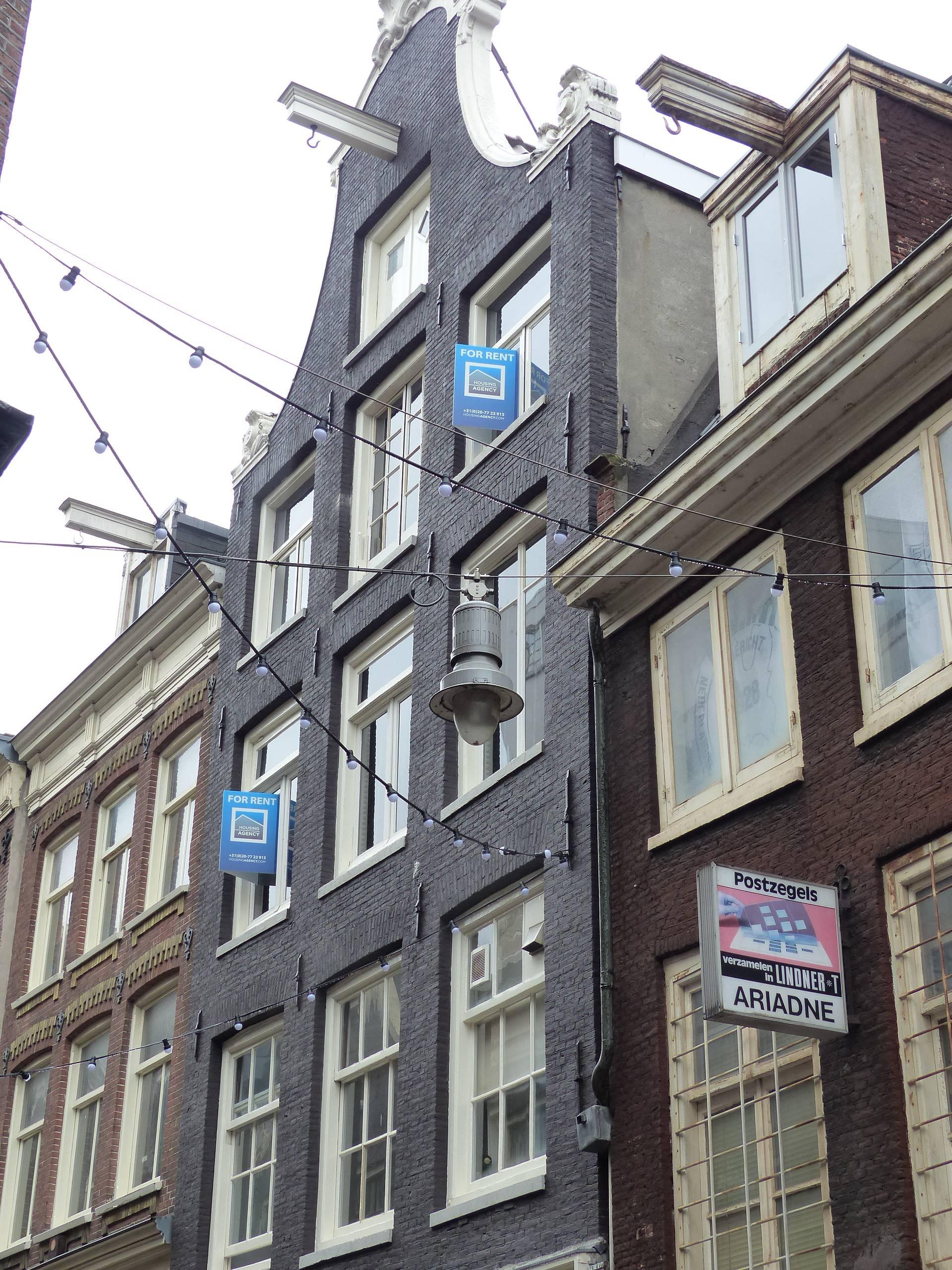 Amsterdam, Rosmarijnsteeg