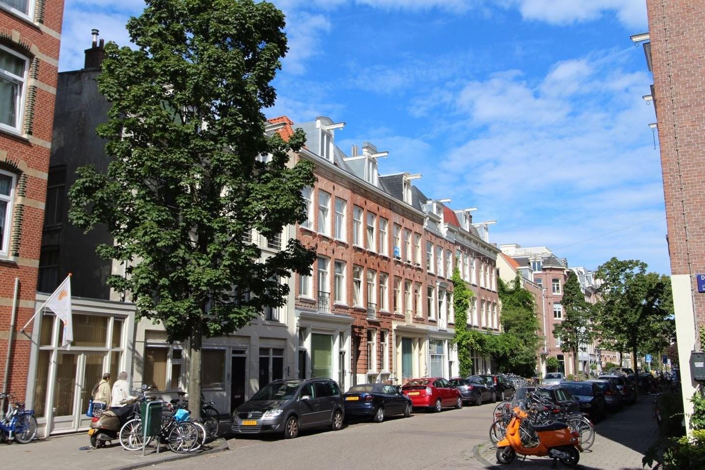 Amsterdam, Swammerdamstraat