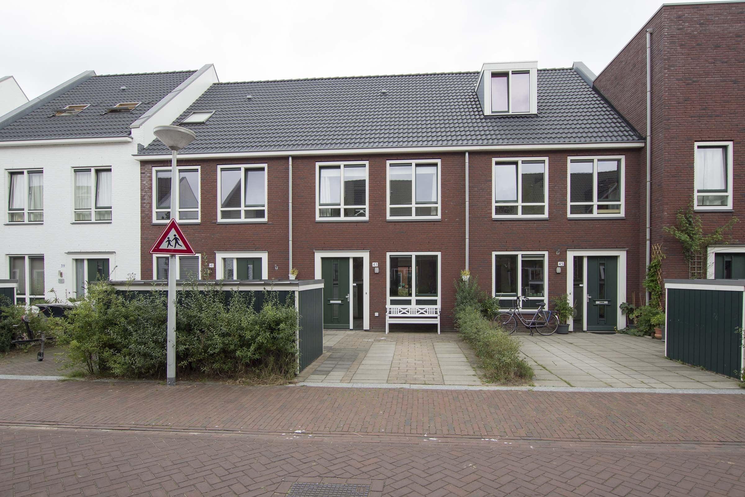 Amsterdam, C. Kruyswijkstraat