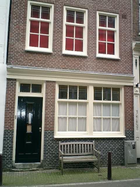 Amsterdam, Eerste Laurierdwarsstraat