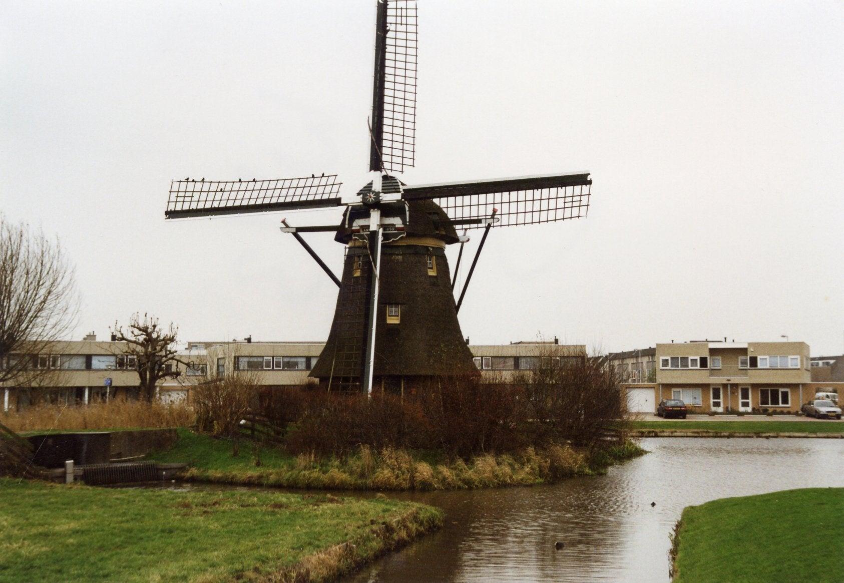 Leiderdorp, Windmolen