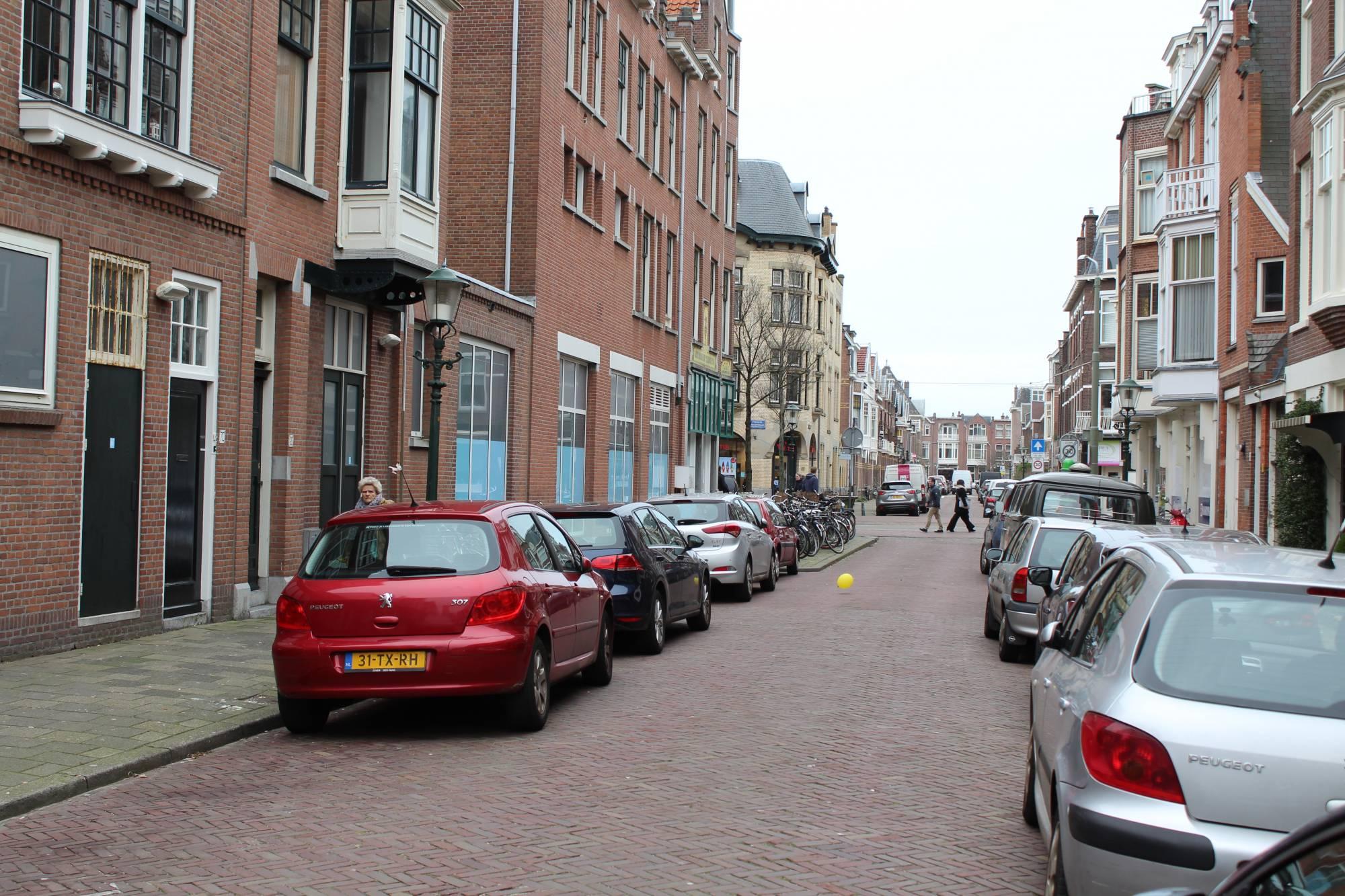 Den Haag, Bentinckstraat