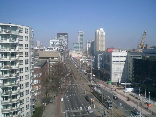 Schiedamsedijk, Rotterdam