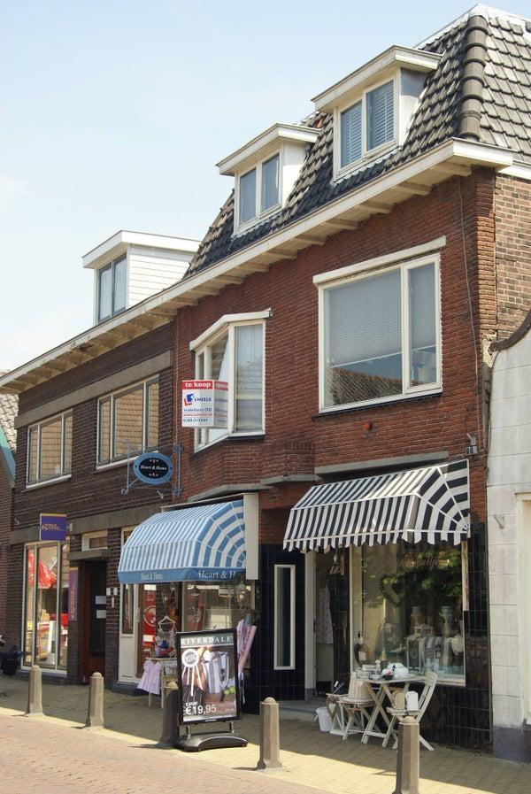 Dorpsstraat, Nieuwerkerk Aan Den Ijssel