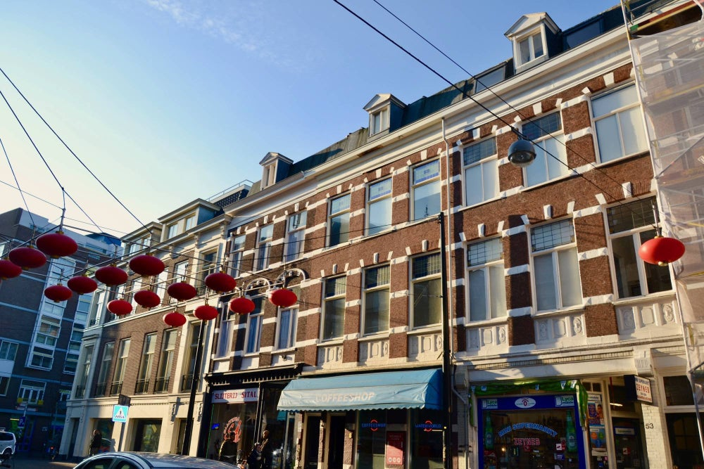 The Hague, Gedempte Burgwal 51
