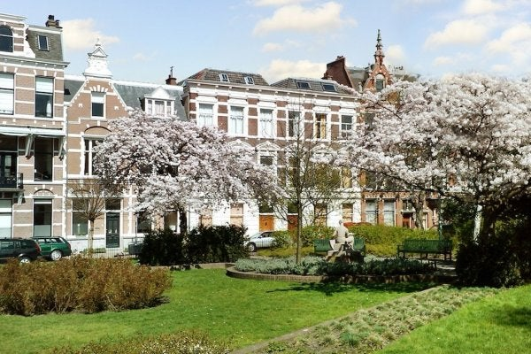The Hague, Sweelinckplein