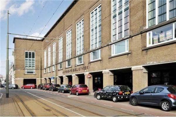 Bilderdijkstraat, The Hague
