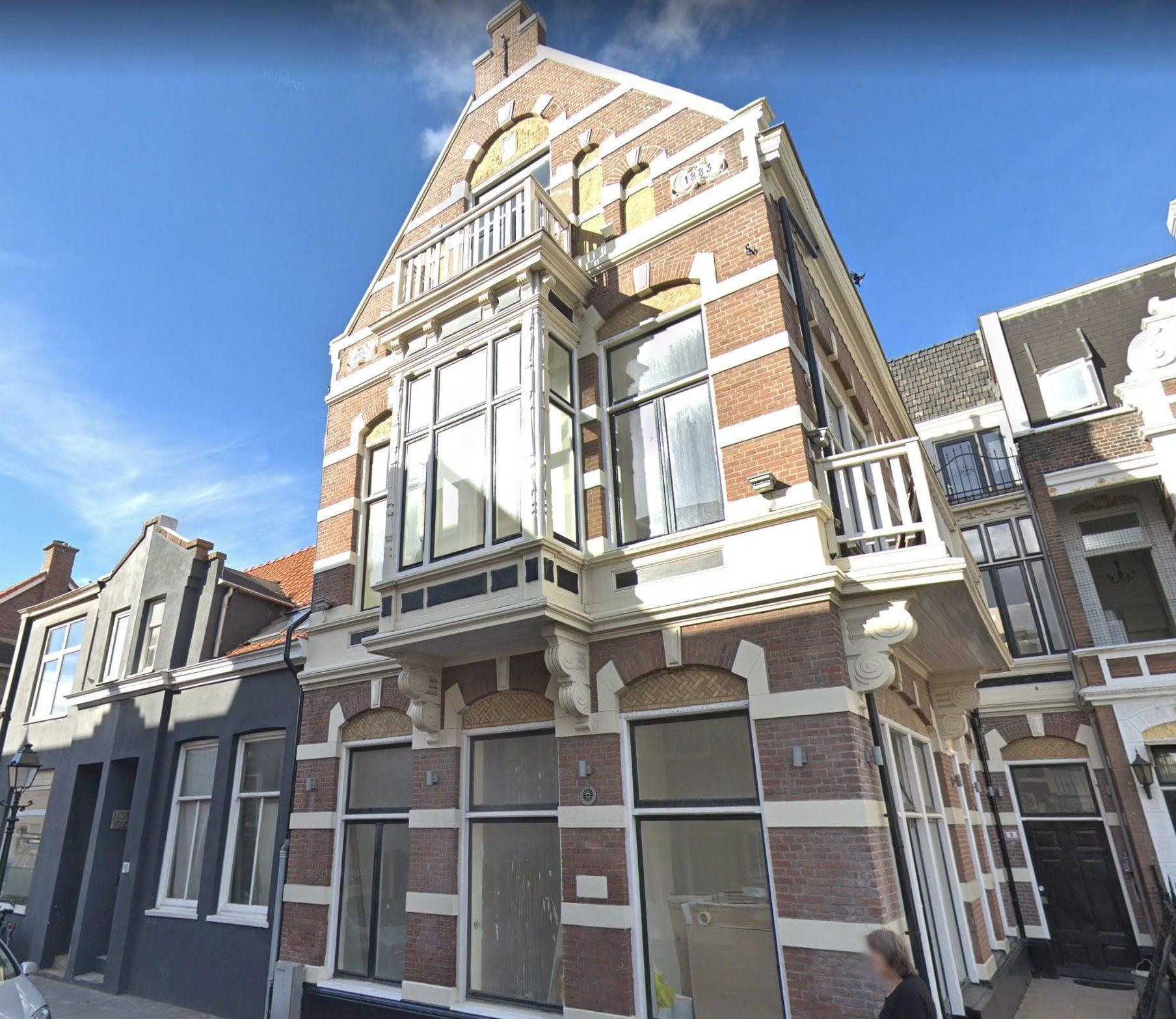 Den Haag, Gevers Deynootweg