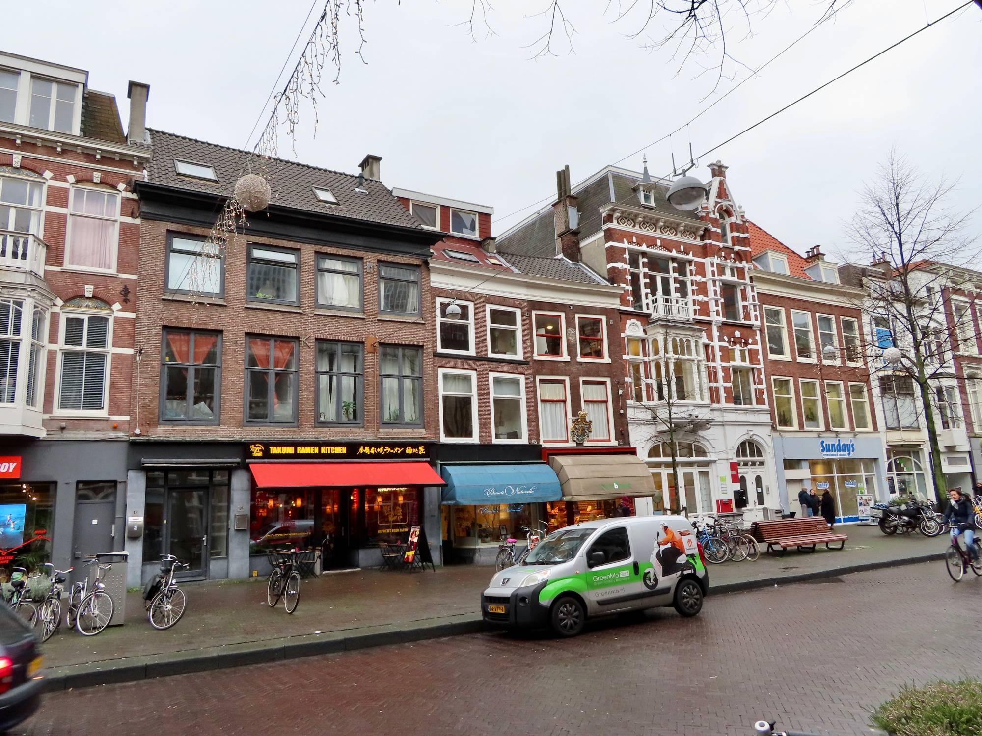 Den Haag, Herengracht