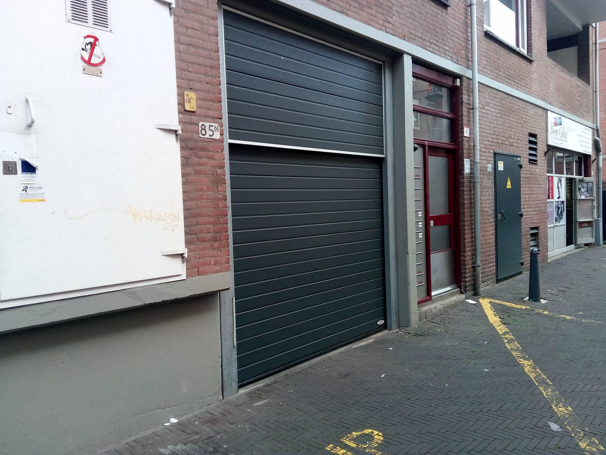 Den Haag, Wagenstraat