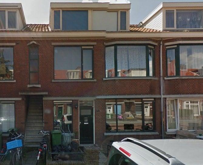 Den Haag, Soesterbergstraat 35