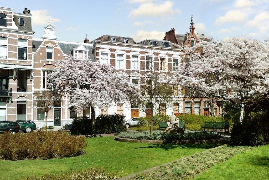 Den Haag, Sweelinckplein