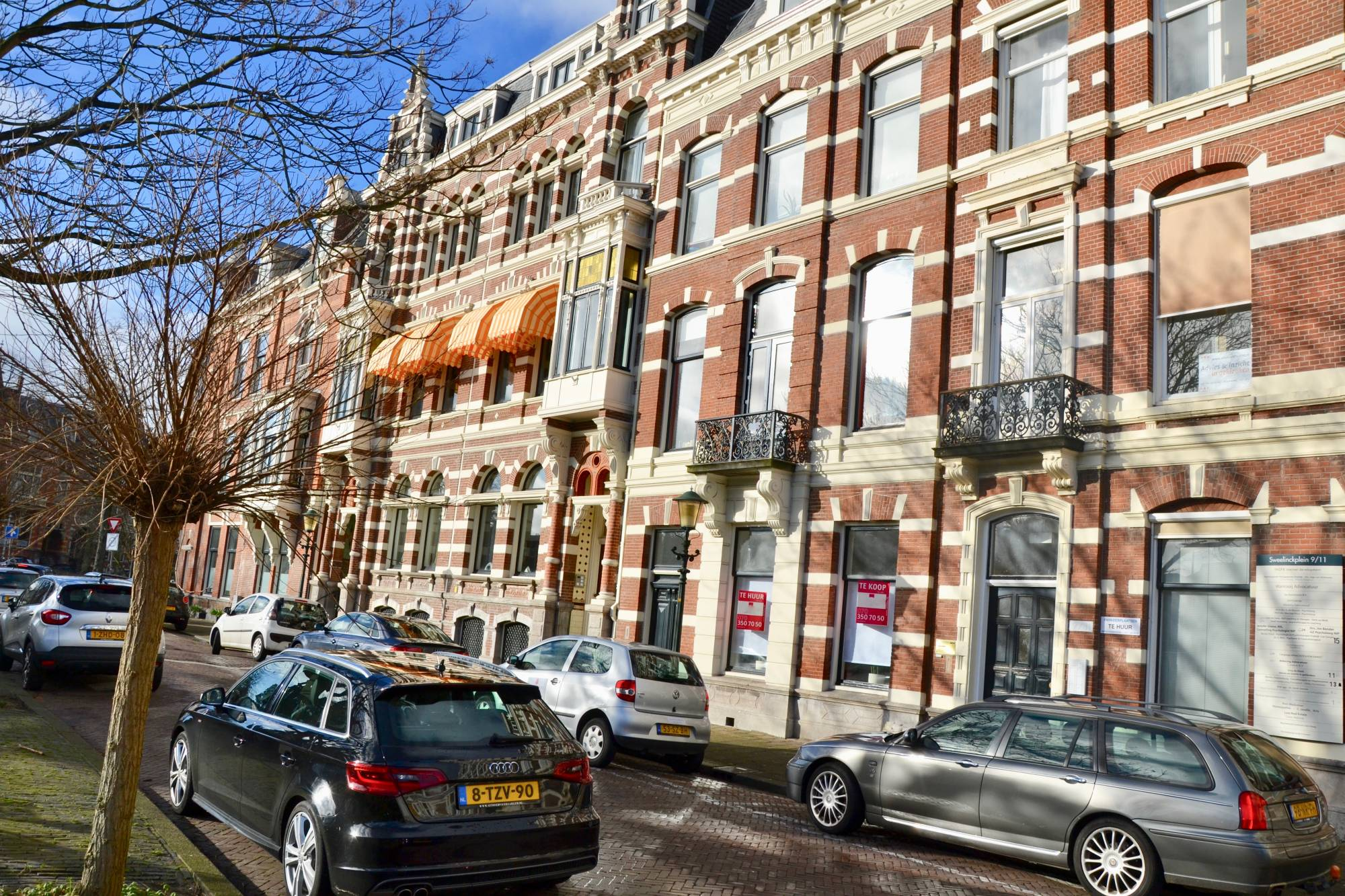 Den Haag, Sweelinckplein 12