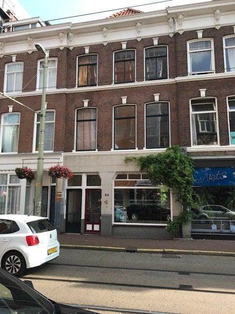 Den Haag, Zoutmanstraat