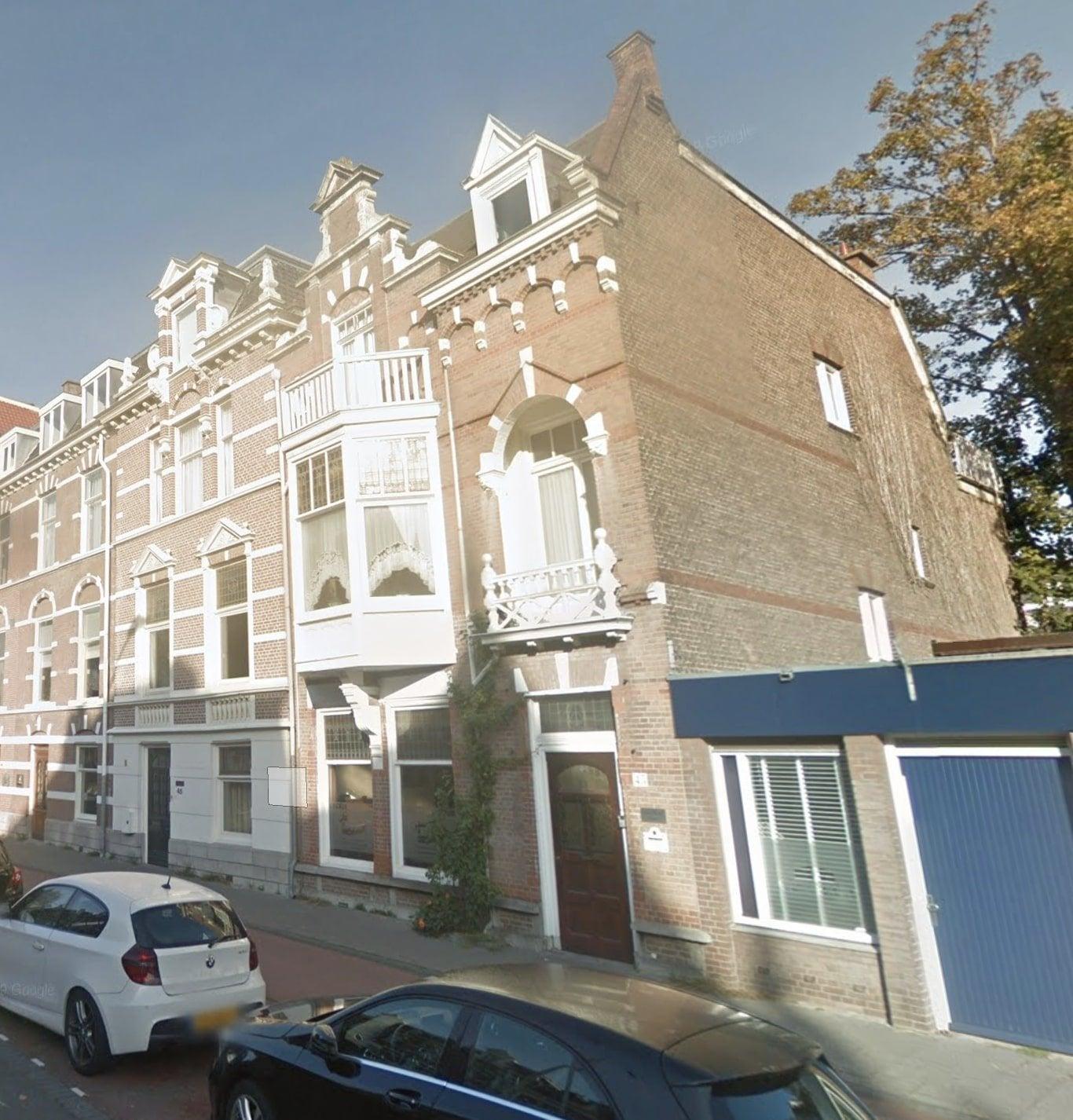 The Hague, Groot Hertoginnelaan 43
