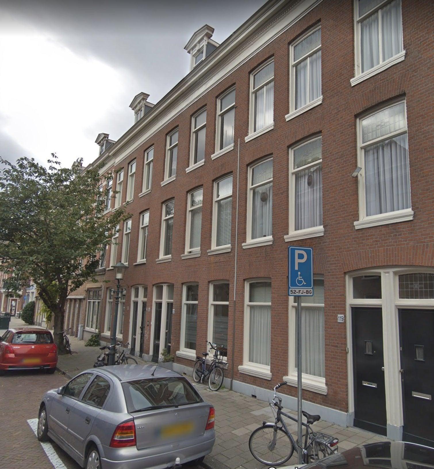 Den Haag, Van Speijkstraat 120