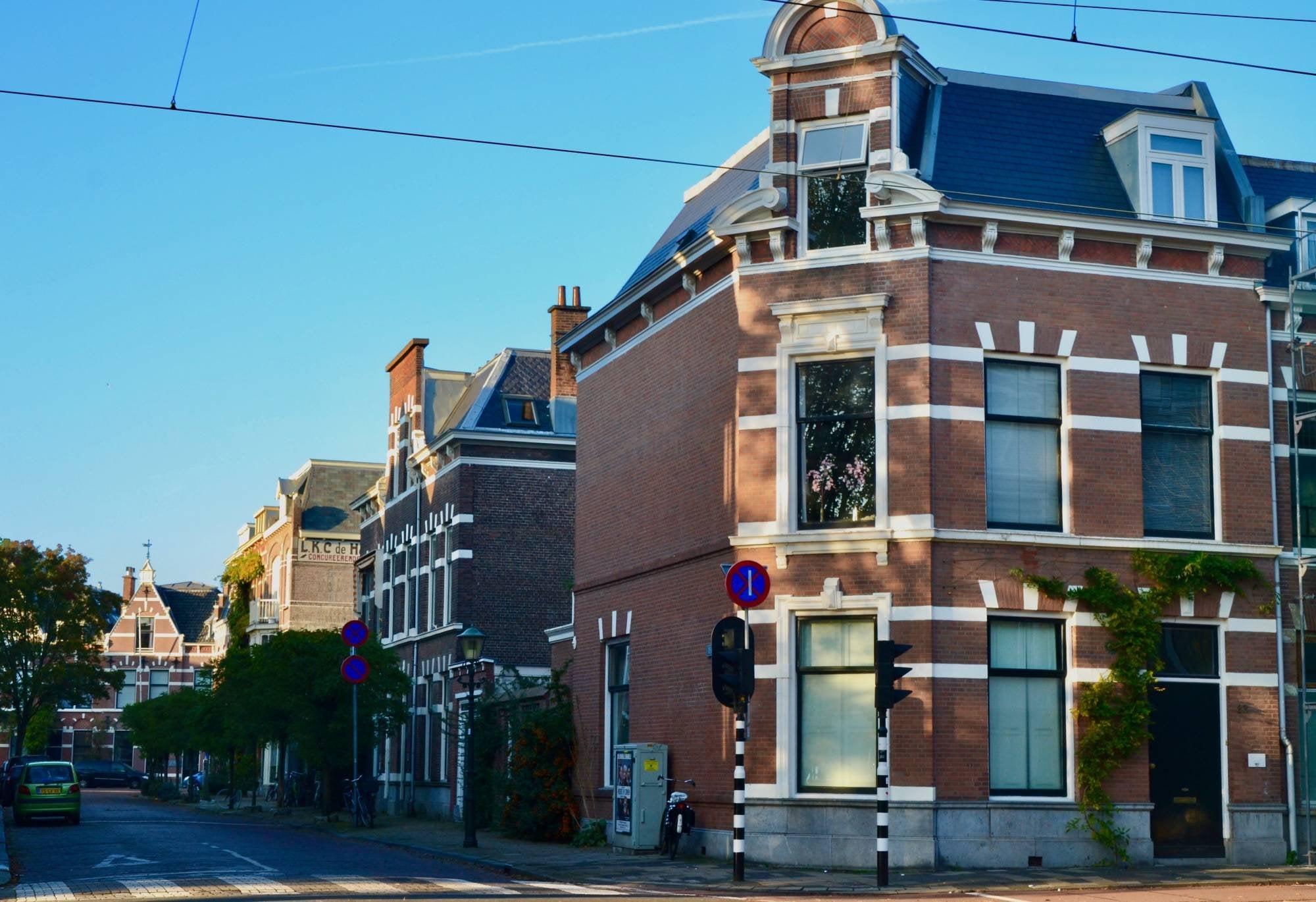 's-Gravenhage, Laan van Meerdervoort 83