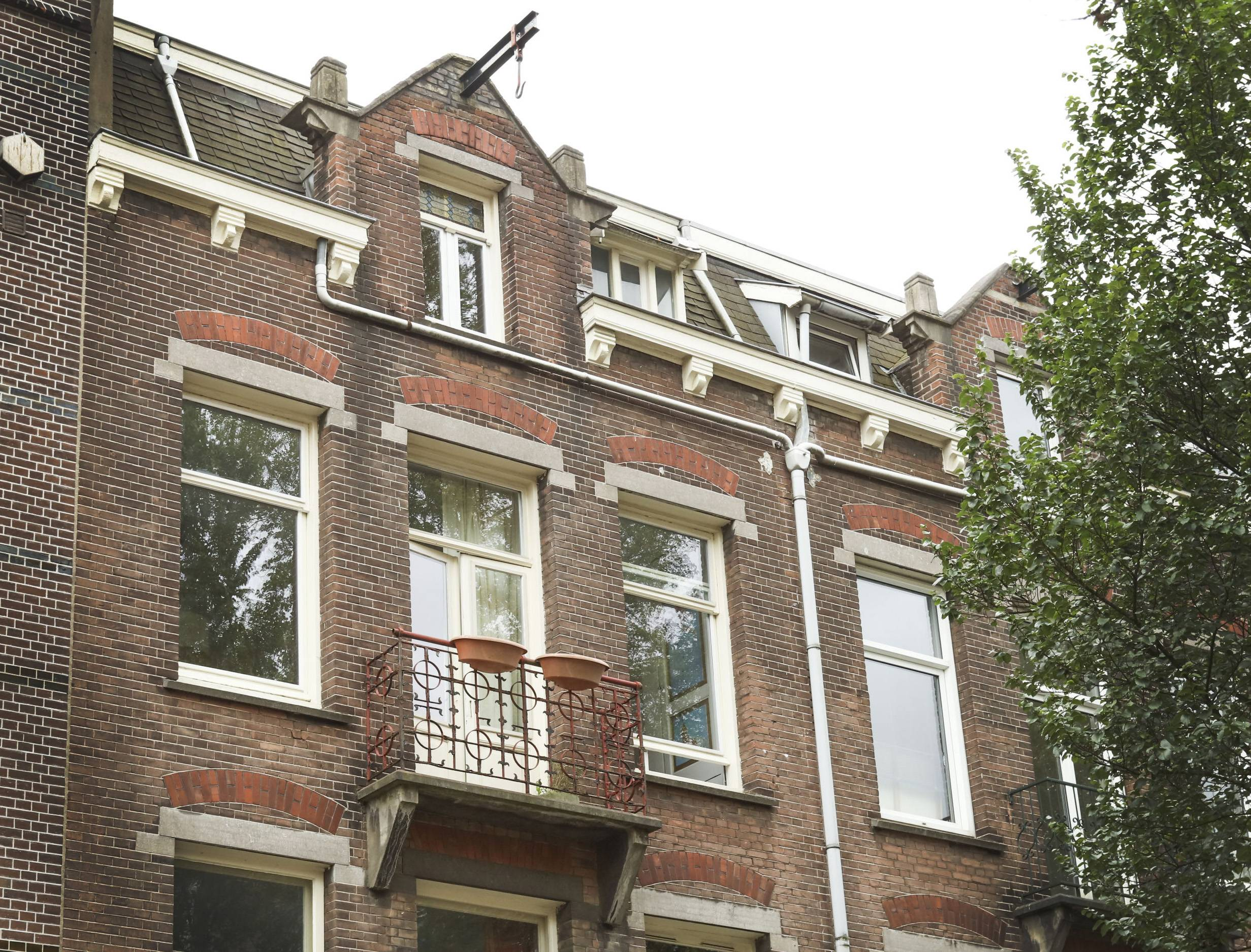 Amsterdam, Frans van Mierisstraat