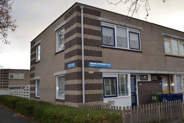Rimsky-Korssakovweg, Almere