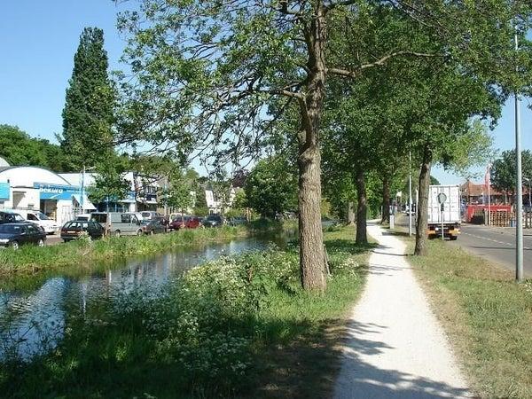 Nieuwe Havenweg, Hilversum