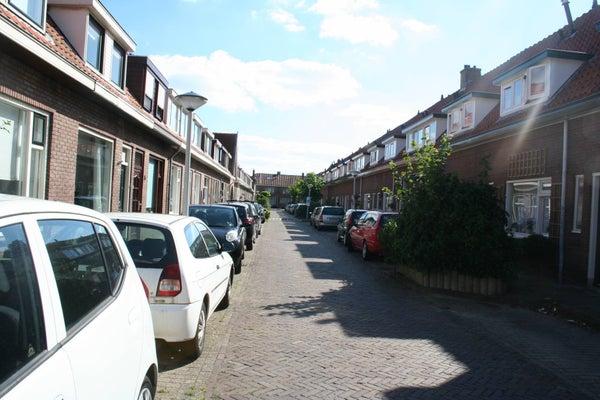 Kortenaerstraat, Leiden