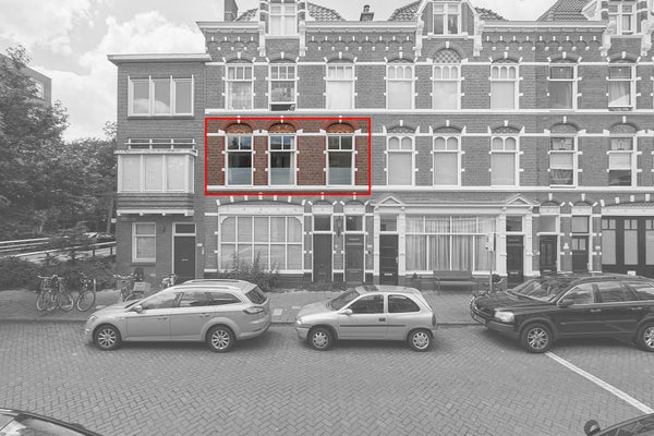 Borneostraat, The Hague