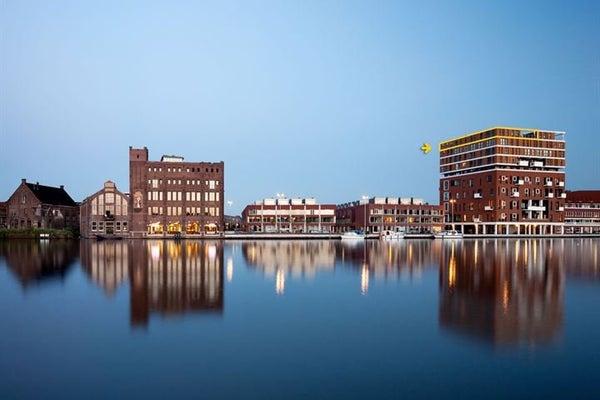 Fanny Blankers-Koenplein, Haarlem