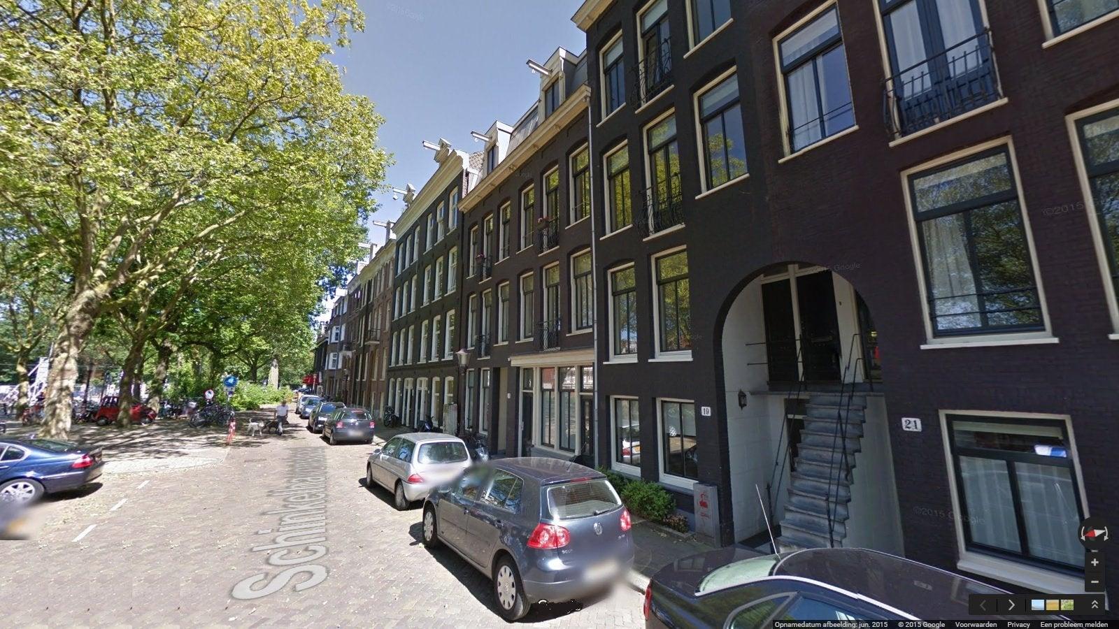Schinkelhavenstraat