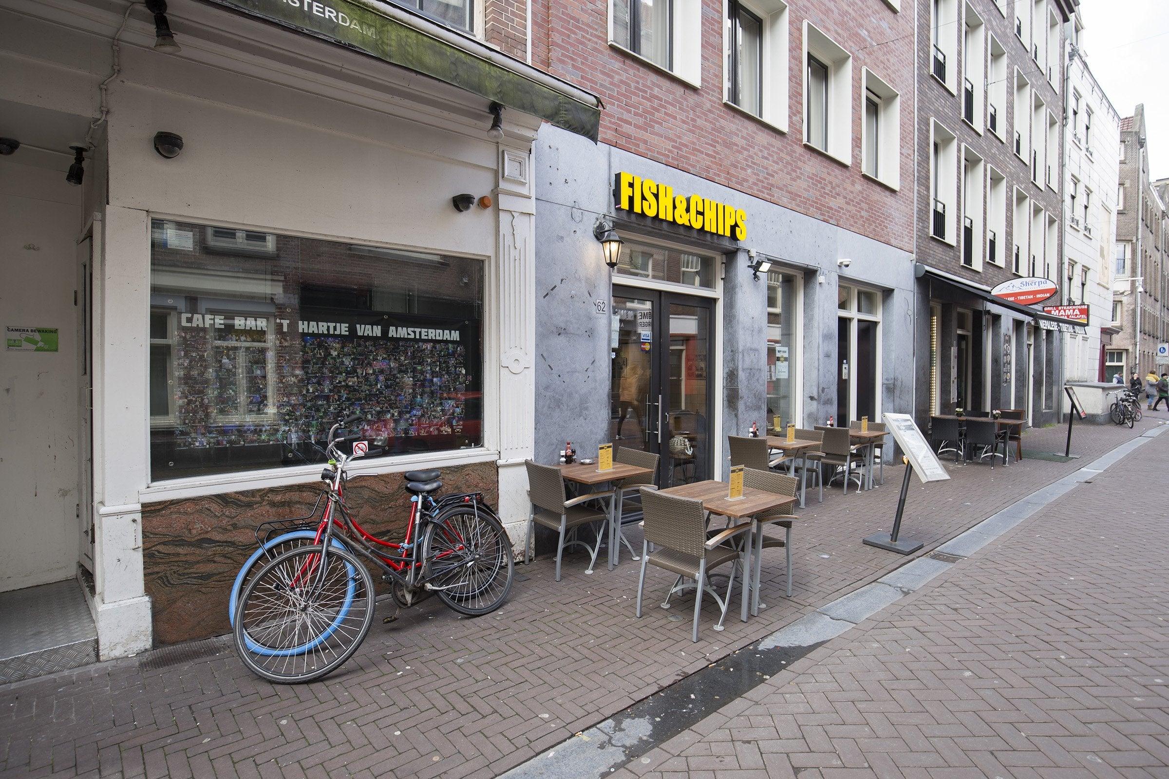 Korte Leidsedwarsstraat