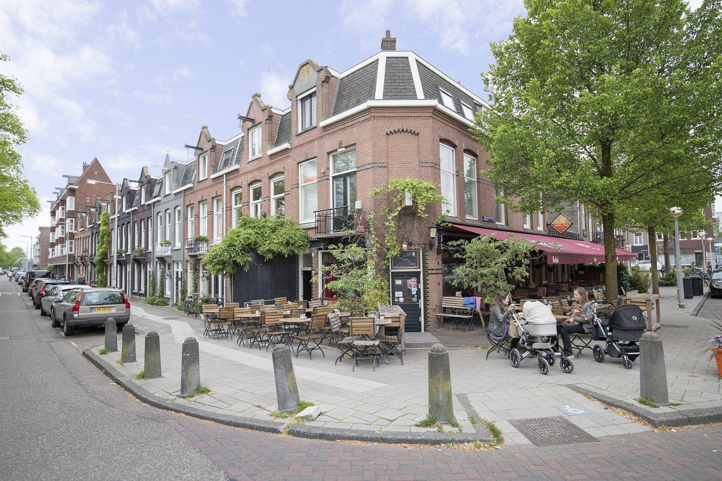 Sloterkade / Amsterdam
