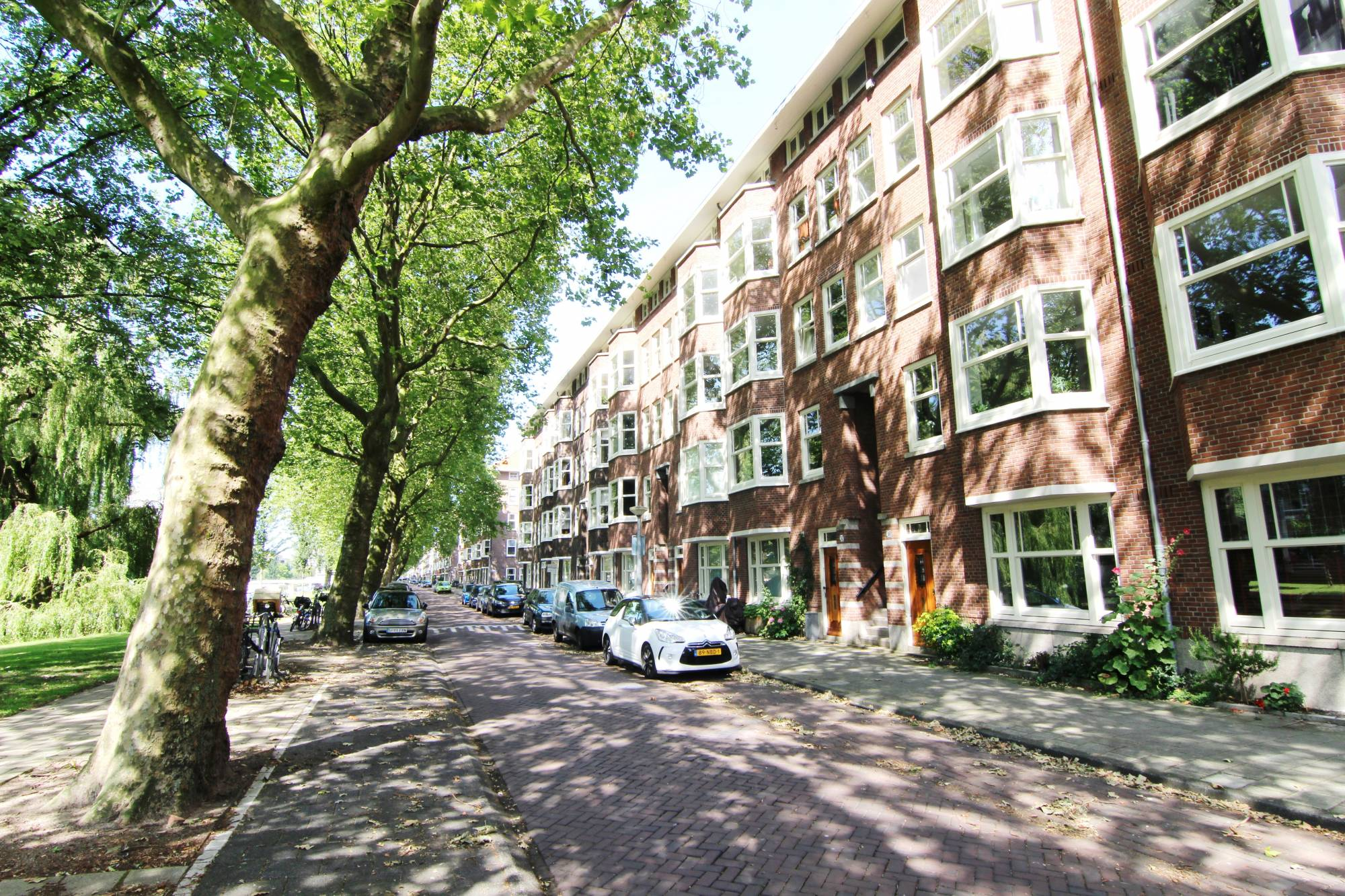 Westlandgracht / Amsterdam