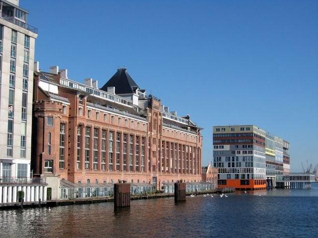 Silodam / Amsterdam