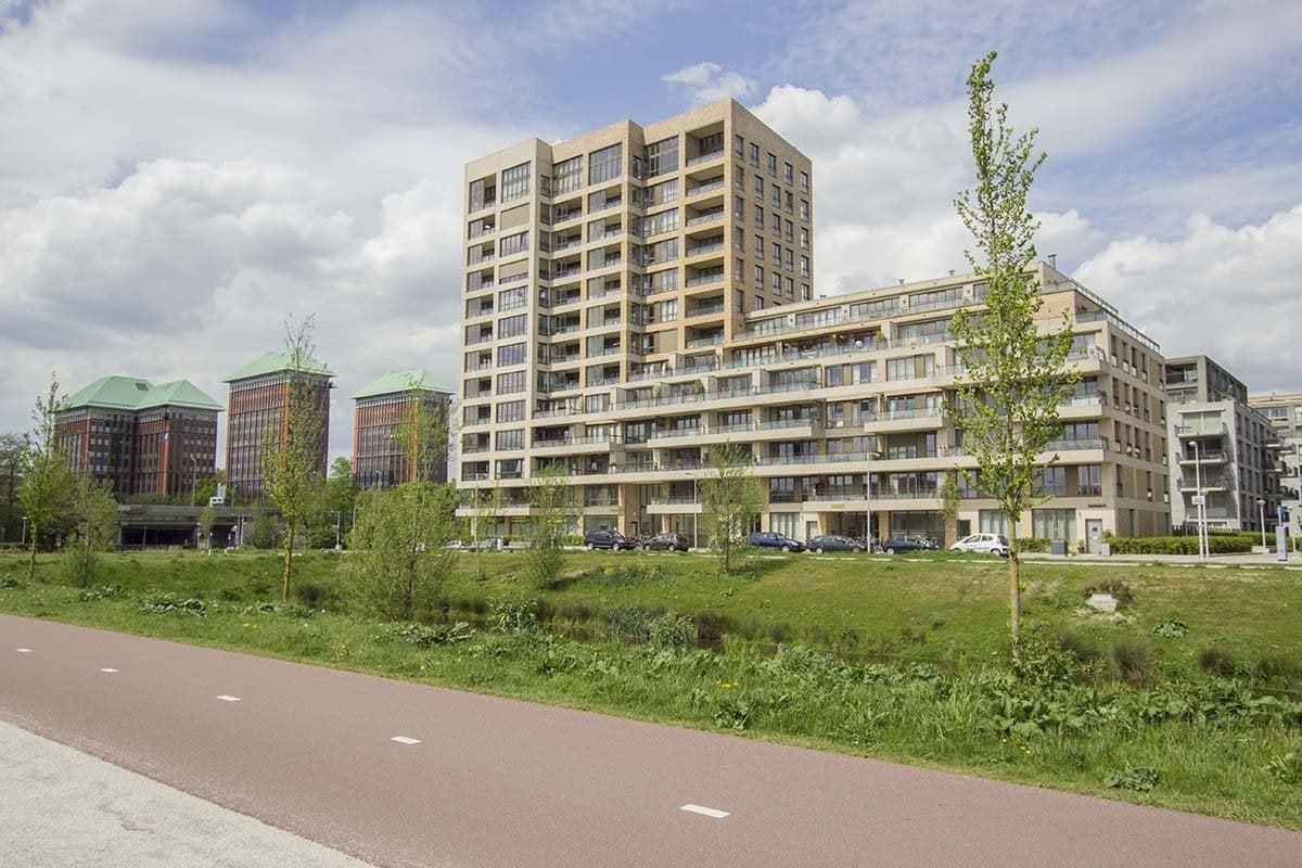 Andreasplein / Amsterdam