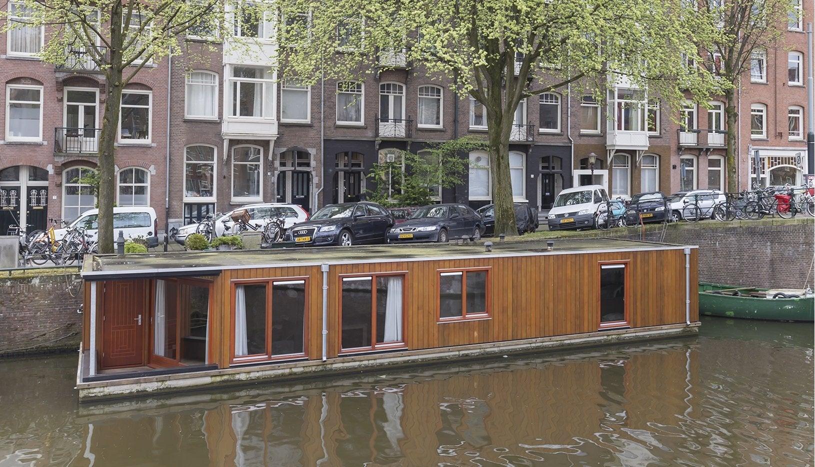 Hugo de Grootkade / Amsterdam