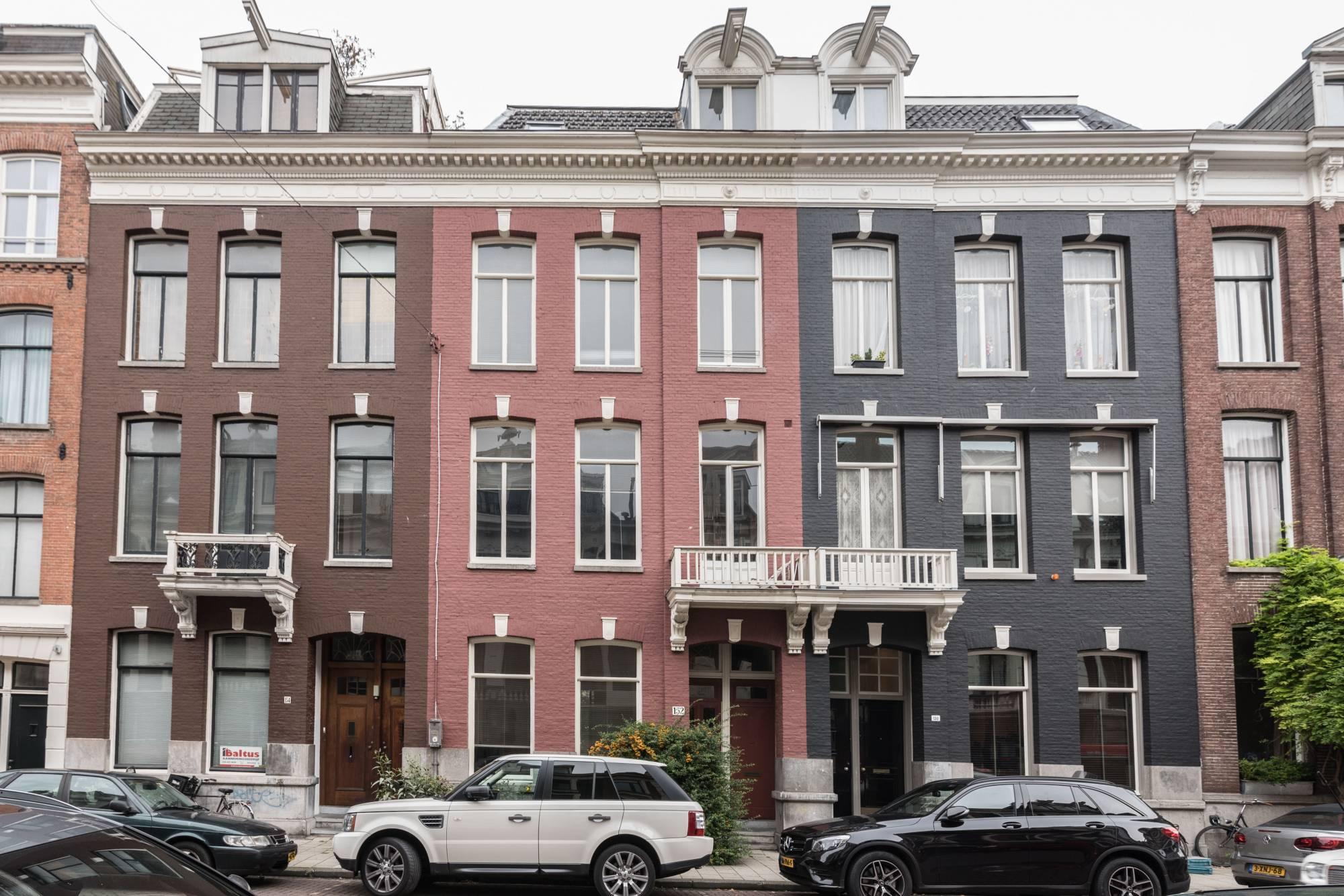 Pieter Cornelisz. Hooftstraat / Amsterdam