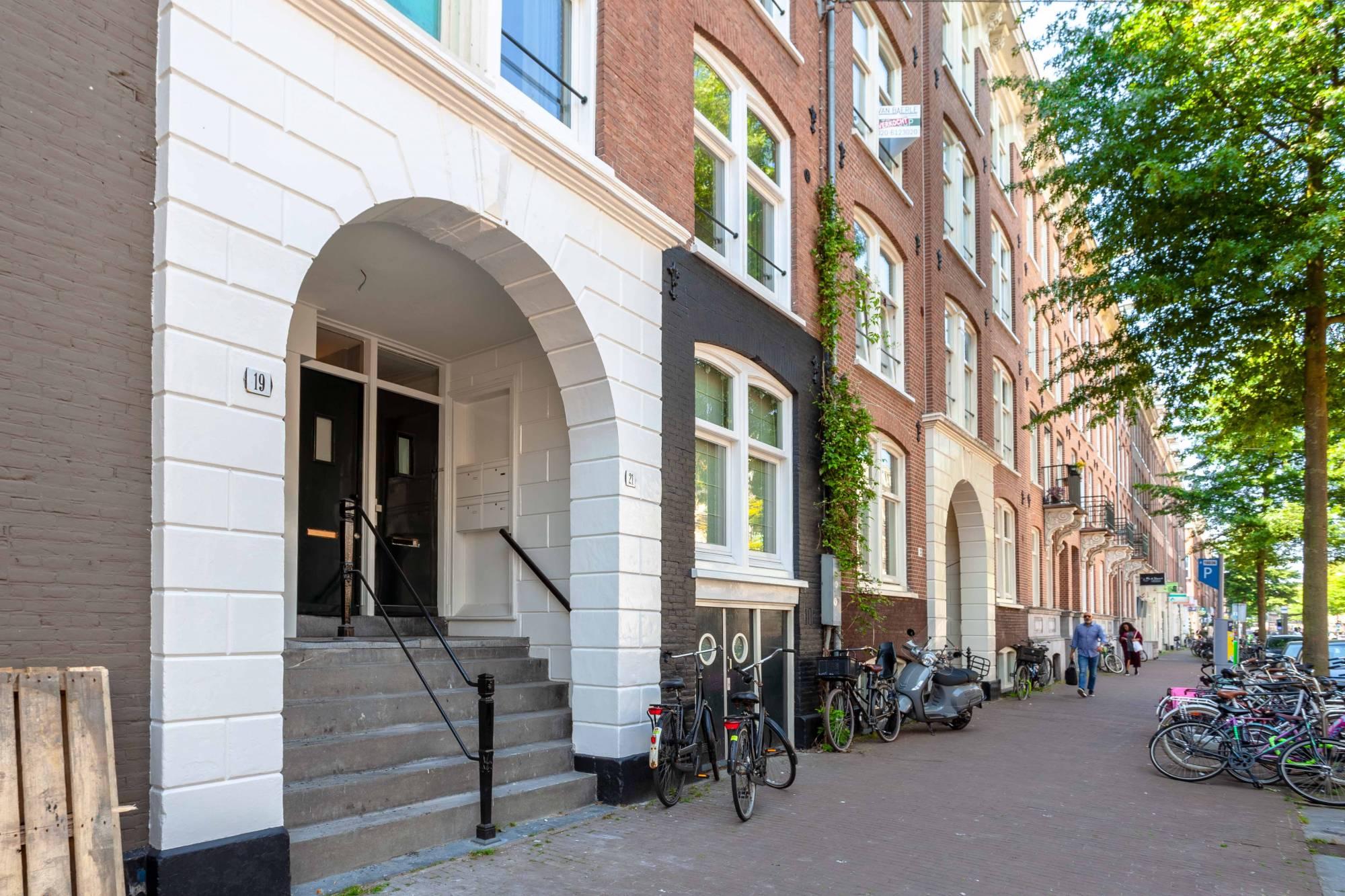 Spaarndammerstraat / Amsterdam
