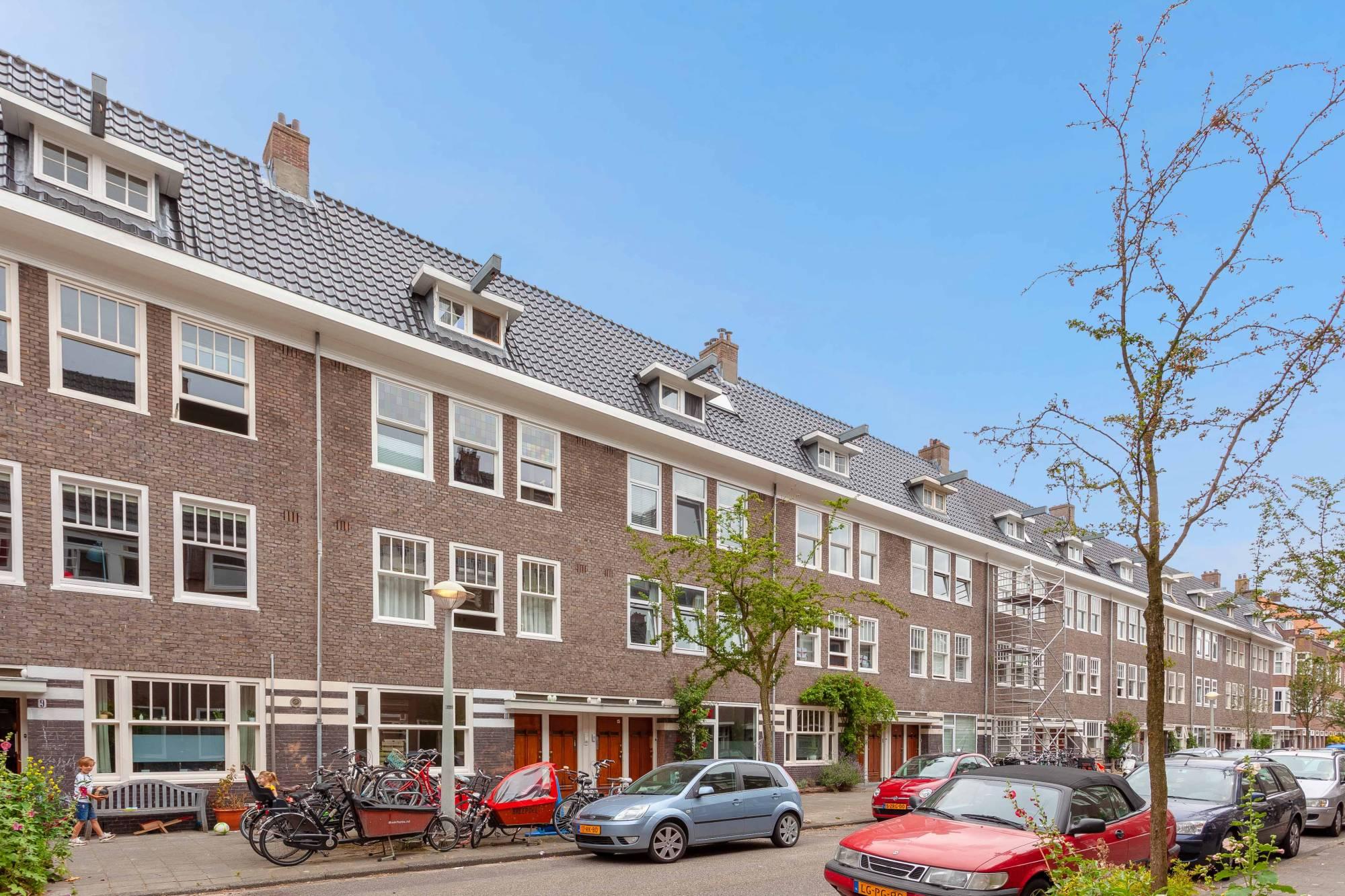 Woubruggestraat / Amsterdam