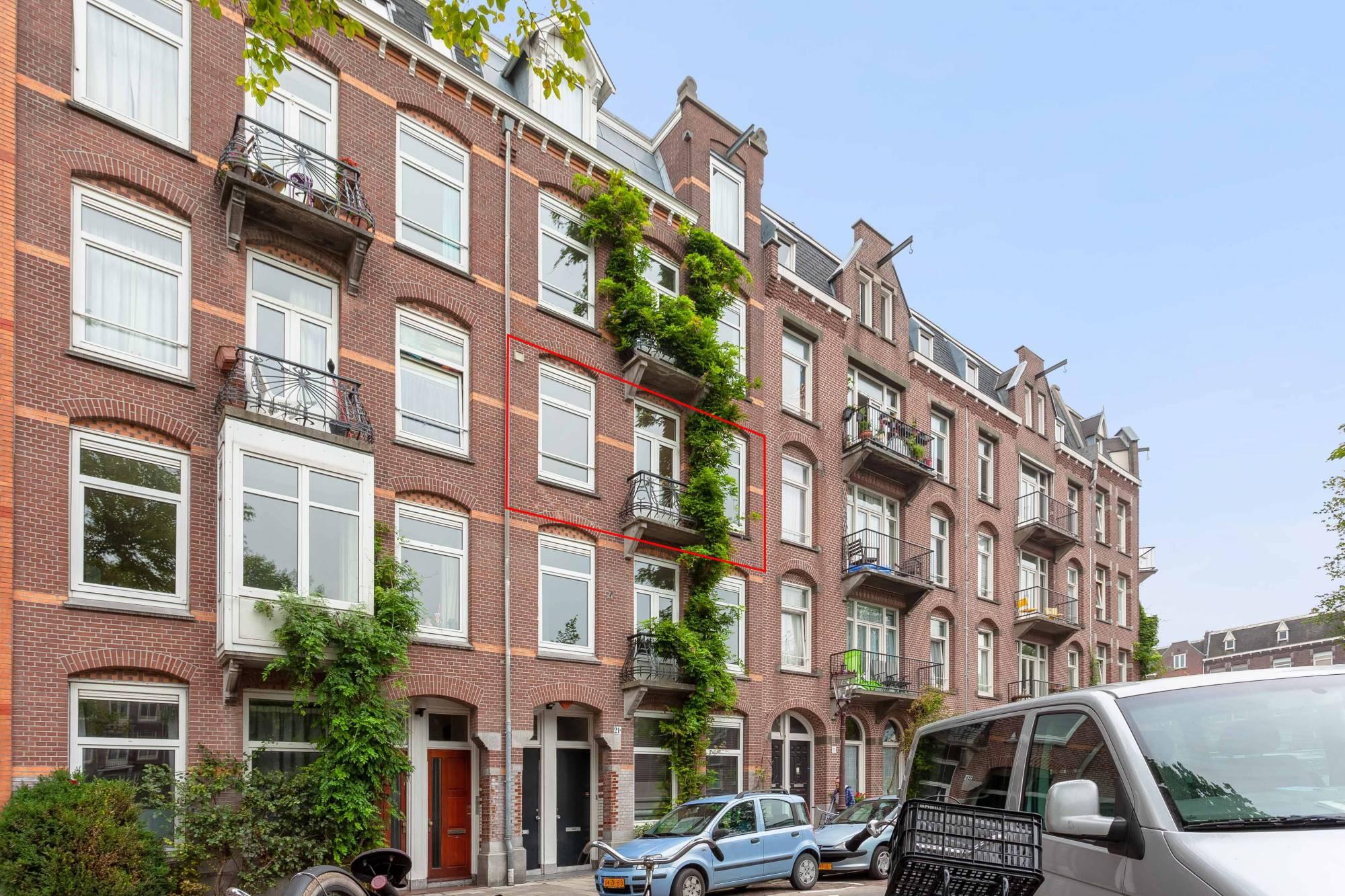 Bilderdijkkade / Amsterdam