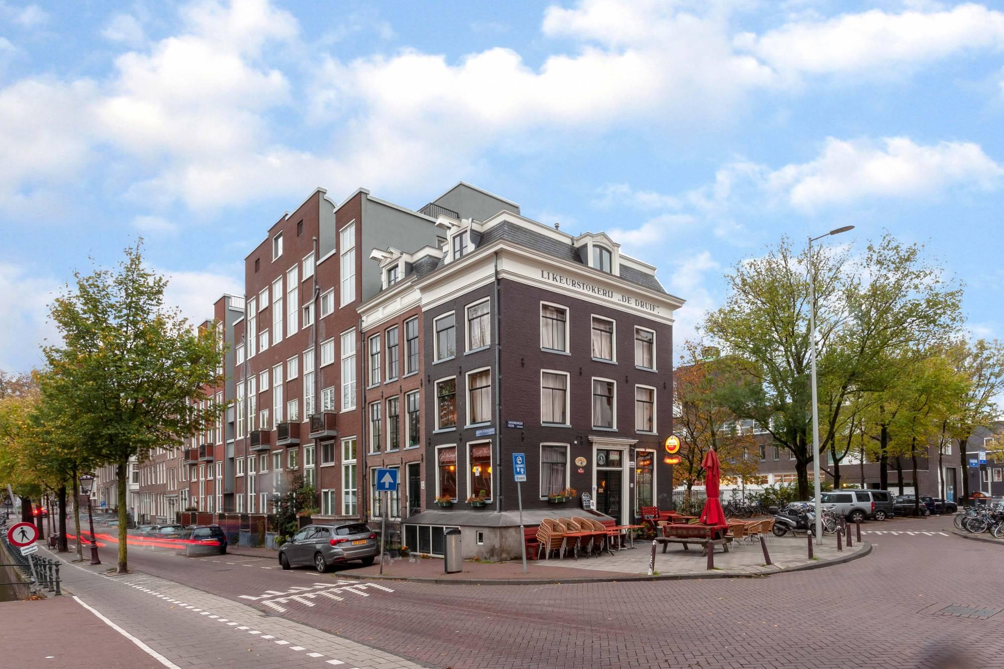 Rapenburgerplein / Amsterdam