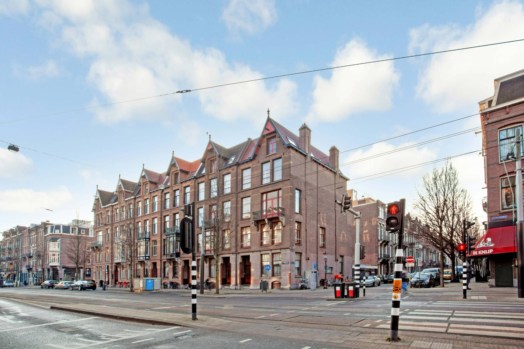Van Baerlestraat / Amsterdam
