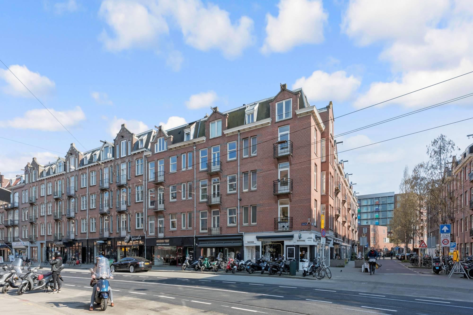 Zeilstraat / Amsterdam